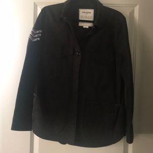 Zadig & Voltaire -Paris jean jacket